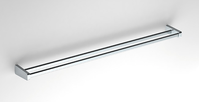 Double towel bar 900 mm  30   0