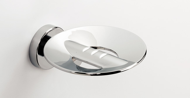 Open groove soap dish 0