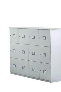 Lockers on Designer Page