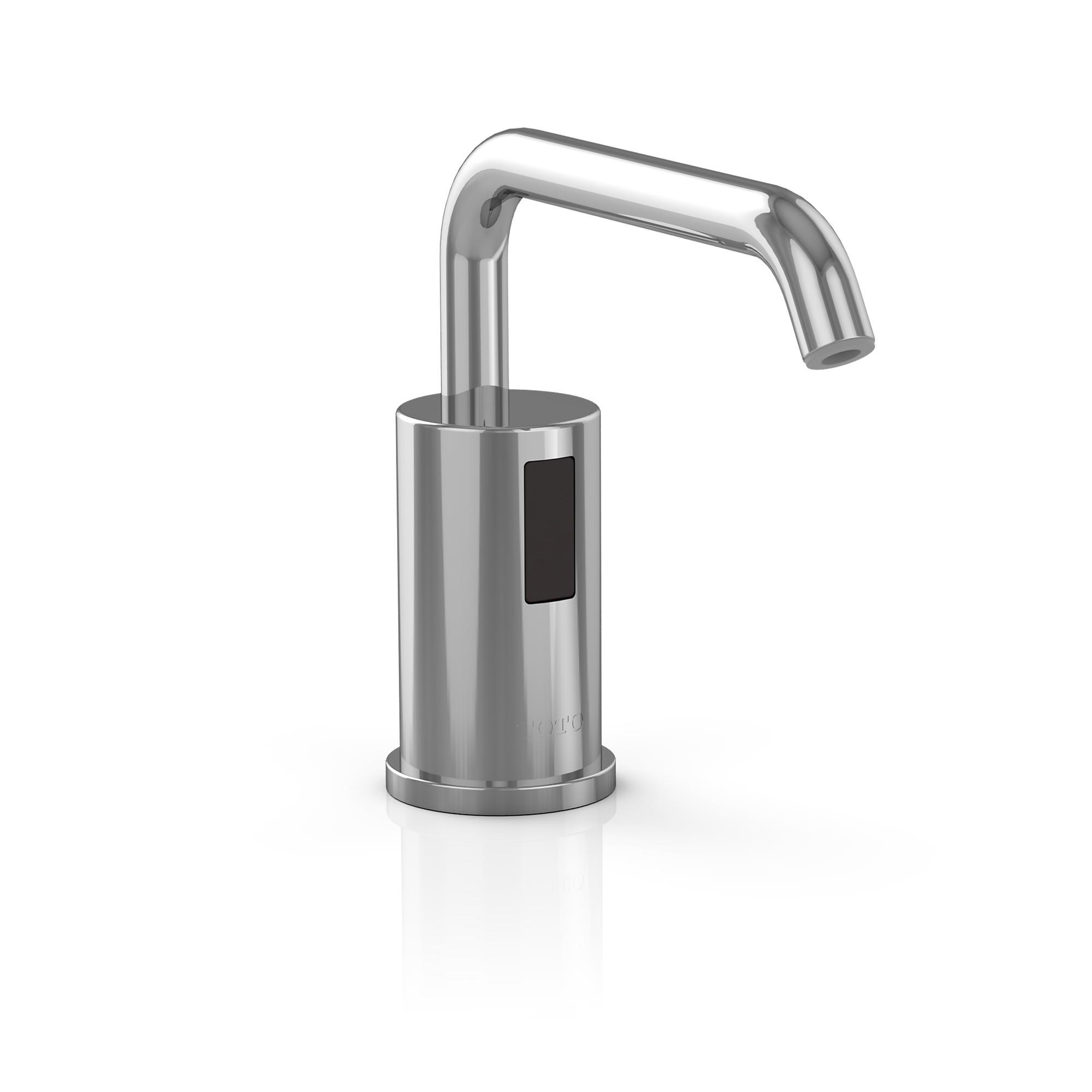 Tes100aa cp toto sensor operated soap dispenser   ac 0