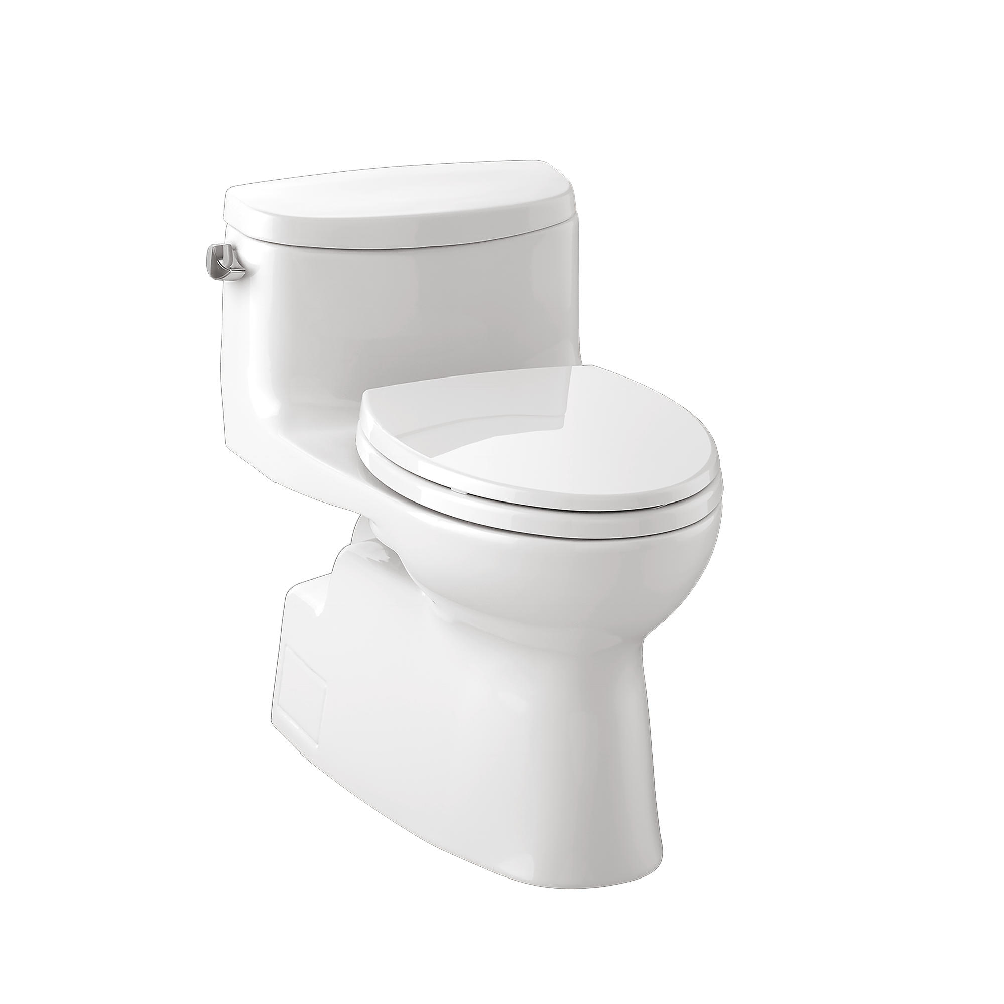Ms644114cefg 01 carolina  ii one piece toilet  elongated bowl   1 28 gpf 0
