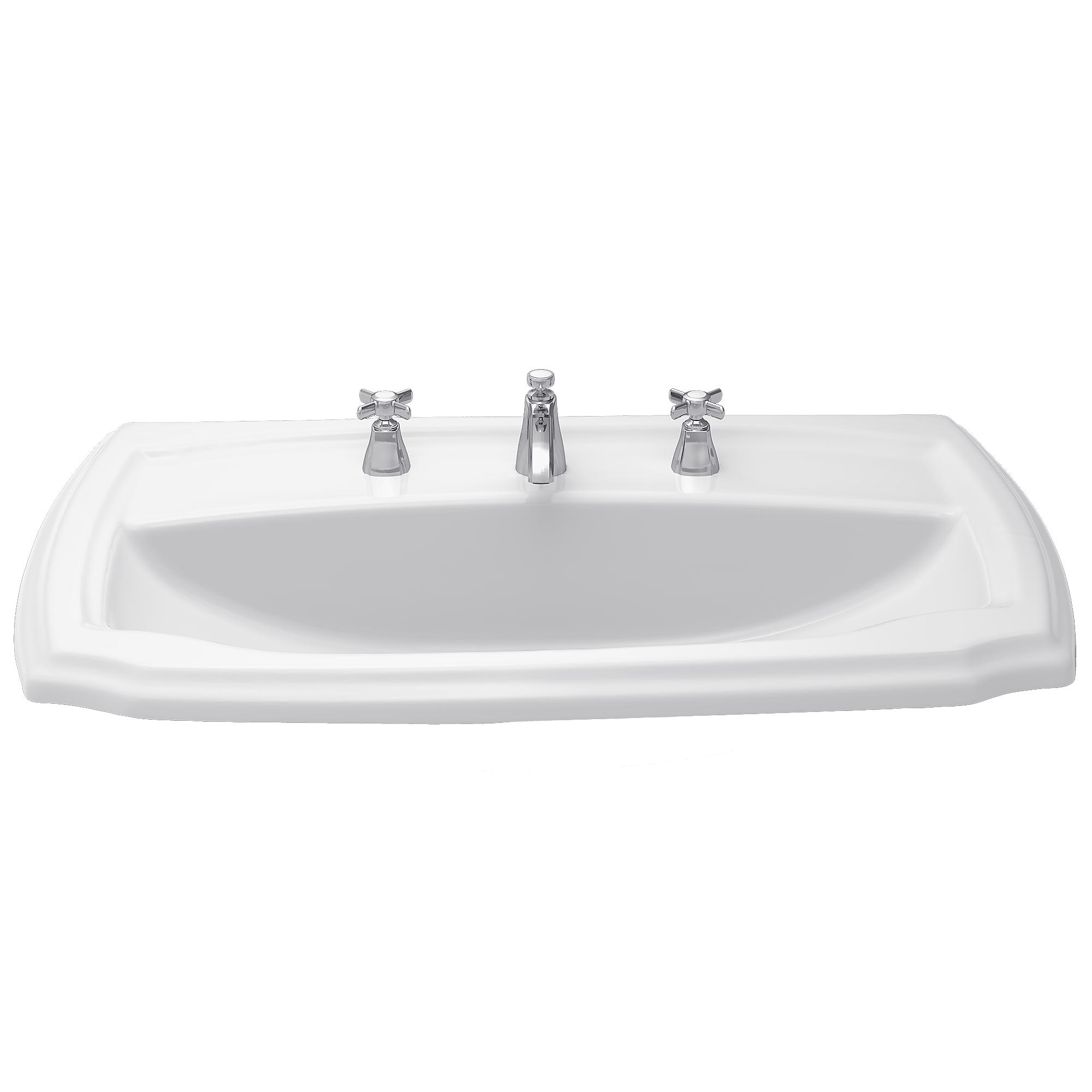 Lt971 11 guinevere  self rimming lavatory 0