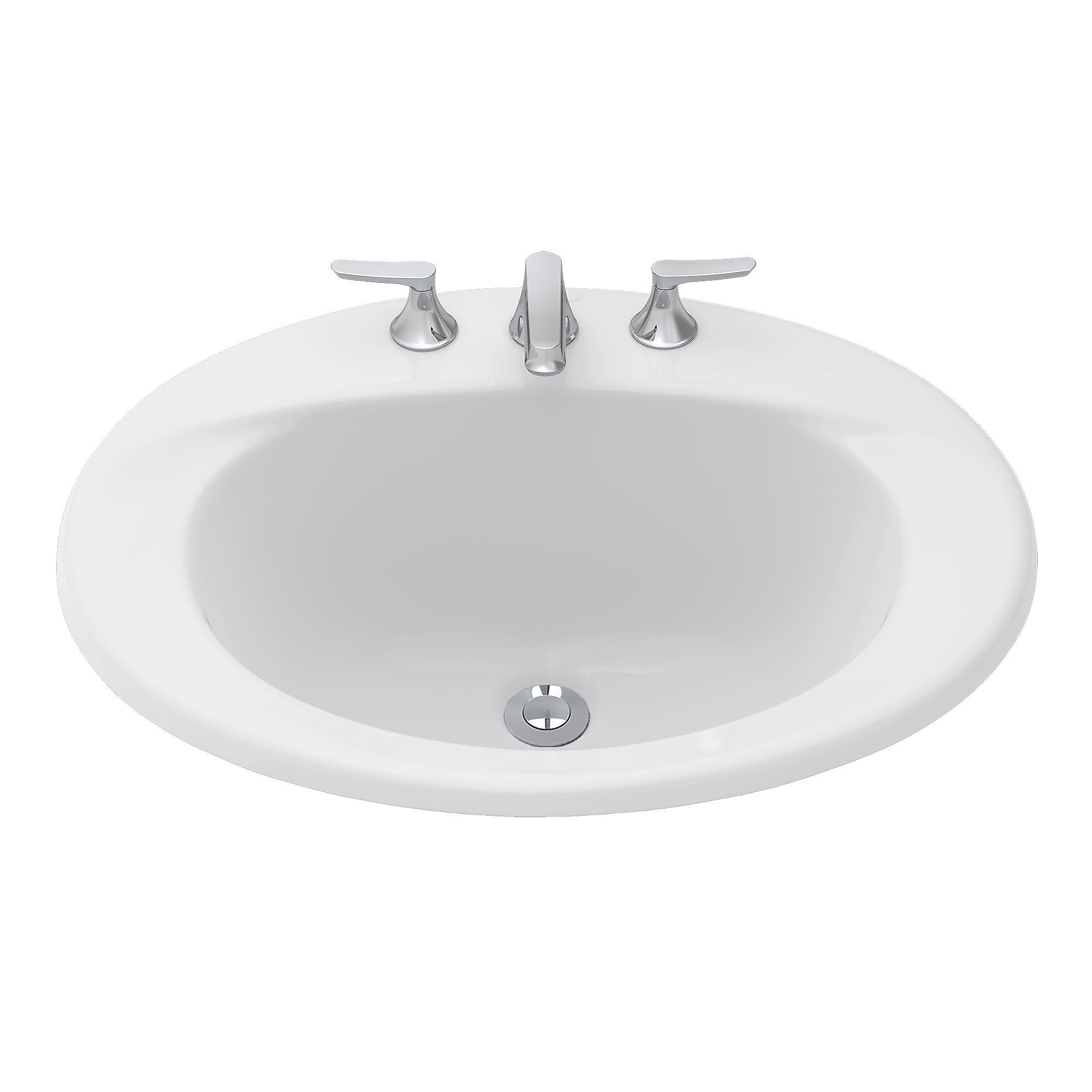Lt511g 11 supreme  self rimming lavatory 0