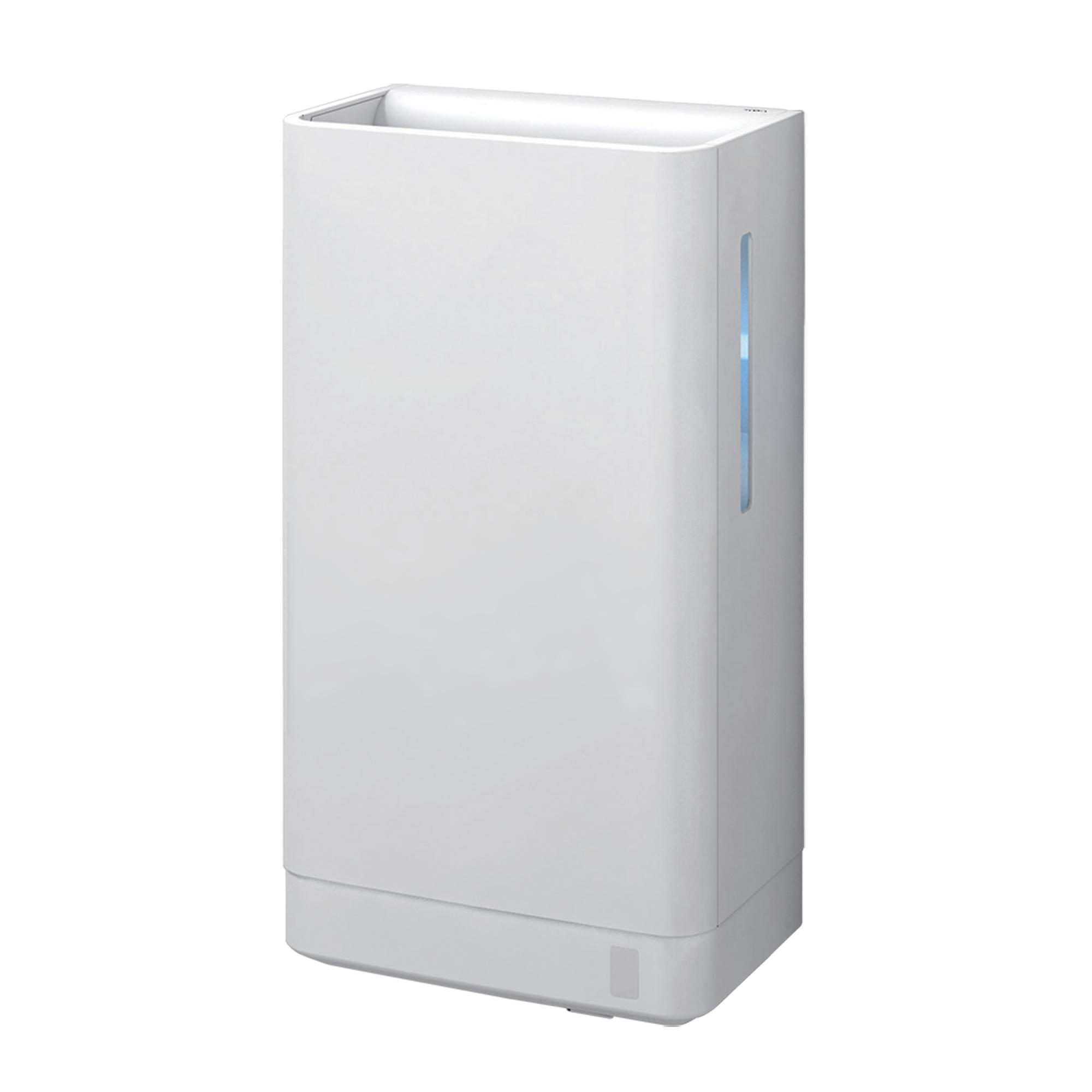 Hdr120 wh clean dry  sensor activated hand dryer 0
