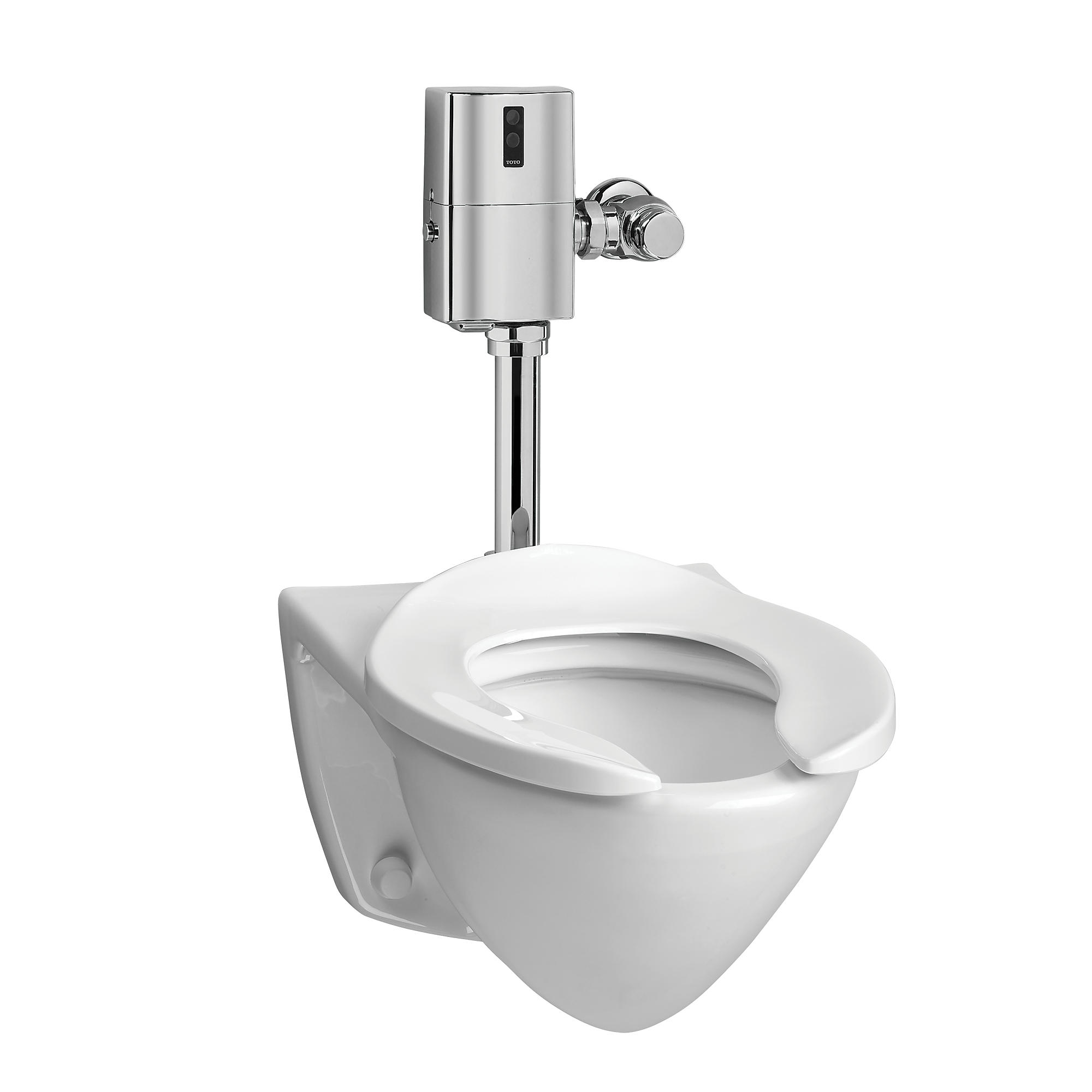 Ct708e 01 commercial flushometer high efficiency toilet  1 28 gpf  elongated bowl 0
