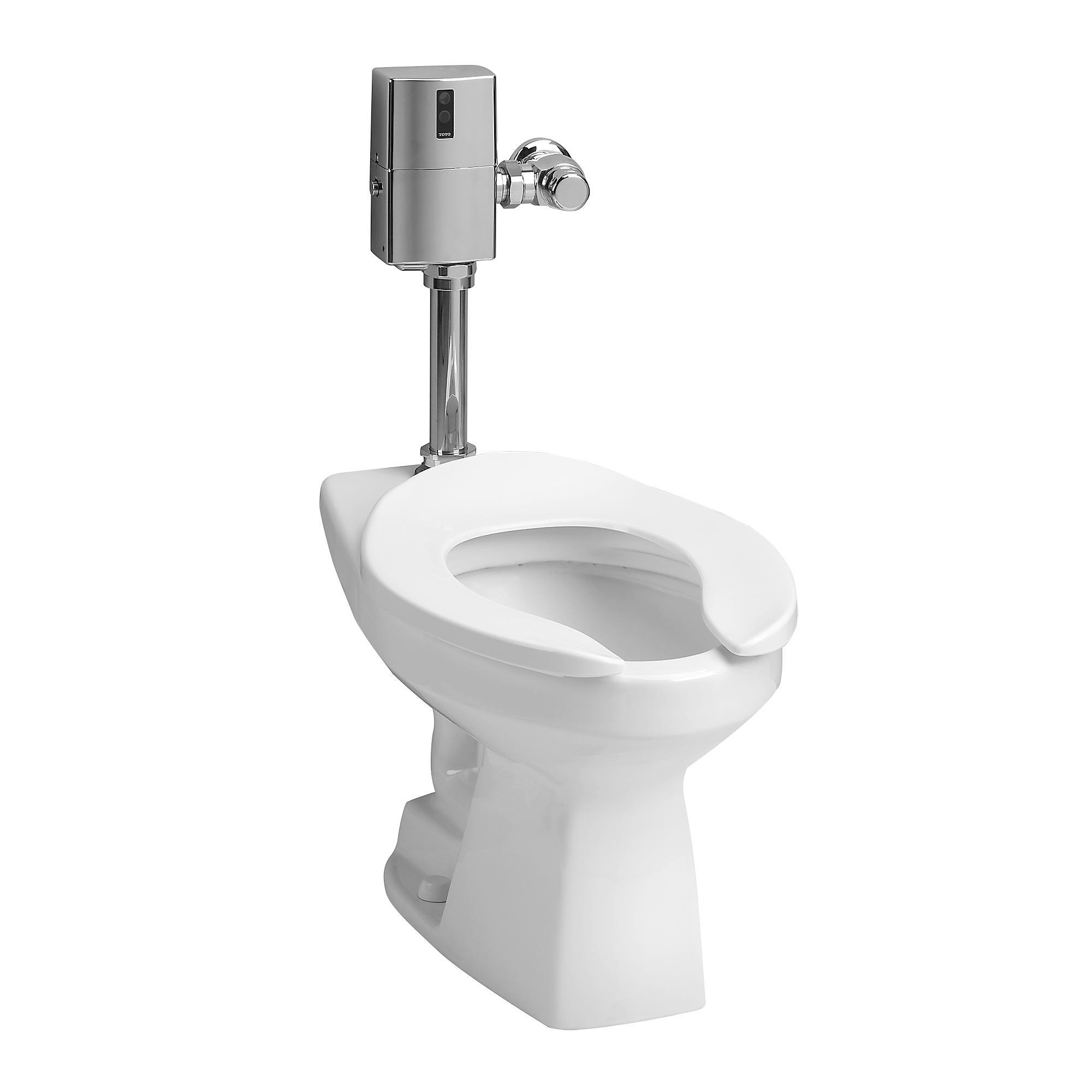 Ct705eln 01 commercial flushometer high efficiency toilet  1 28 gpf  ada compliant  elongated bowl 0