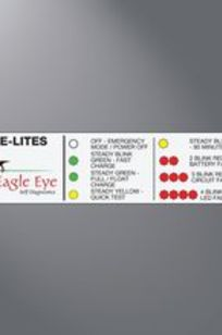 Eagle Eye™ Self Diagnostics on Designer Page