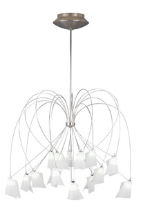 Rhapsody Chandelier on Designer Page