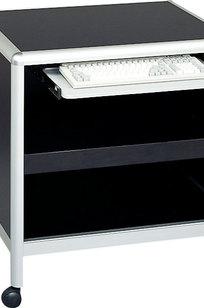 """Model 7840 30""""h Mobile Computer Cart on Designer Page"""