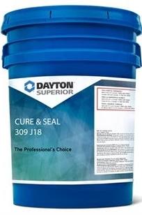 Safe Cure and Seal (J-18) on Designer Page
