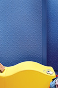 Acrovyn® Wall Covering on Designer Page
