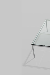 Florence Knoll Coffee And End Tables on Designer Page
