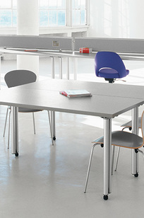 Propeller® Training Table on Designer Page