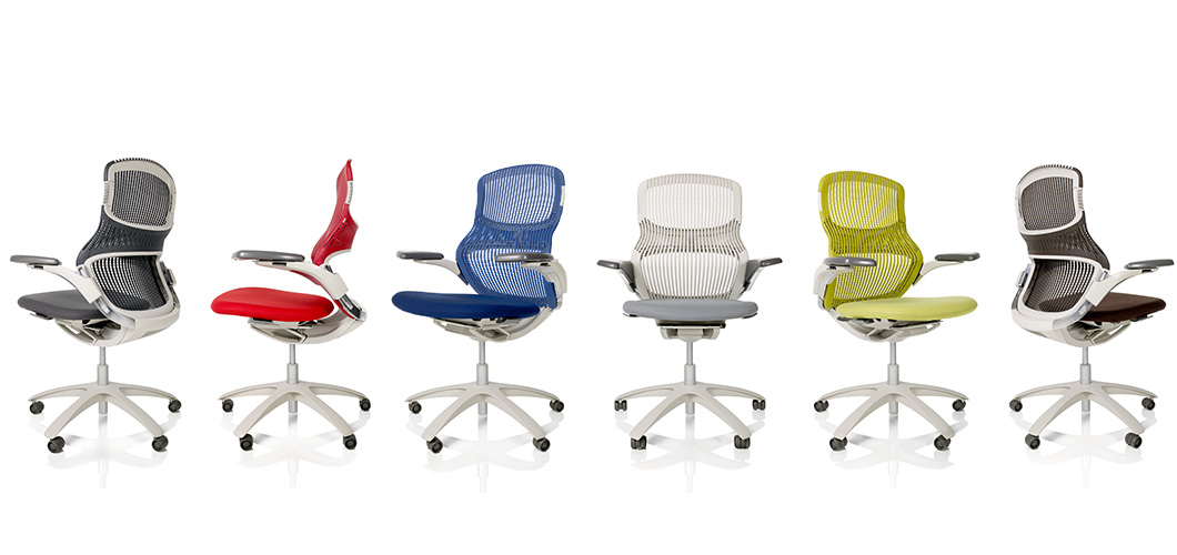 Generation By Knoll®, on Designer Pages
