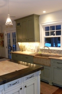 WoodForm Concrete® and wood wrapped stone Chatham, NJ on Designer Page