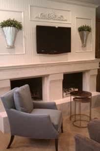 Hate your Brick Fireplace? on Designer Page
