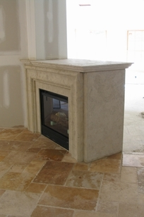 St. Augustine Fireplace (New Vernon, NJ) on Designer Page