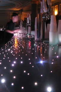 Fiber optics used in these bars! on Designer Page