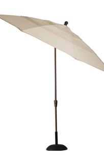 11' Crank Auto Tilt Umbrella on Designer Page