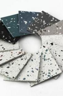 Dissipative Vinyl Floor Tile on Designer Page