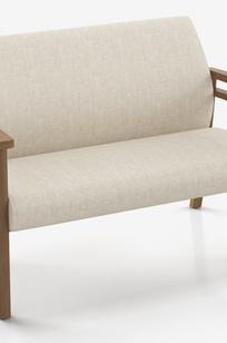 Cooper Bracebridge - Loveseat - 6501L on Designer Page