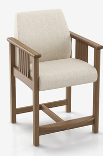 Cooper Mission - Easy Access Hip Chair - 6301ME on Designer Page
