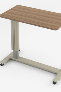 Overbed Tables - Overbed Table with H Base - TOVERBED-H on Designer Page
