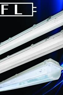 DV Series Fluorescent Lights on Designer Page