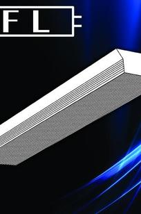 WF Series Fluorescent Lights on Designer Page