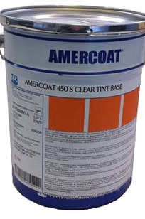 Amercoat 450 H Aliphatic Acrylic Urethane on Designer Page