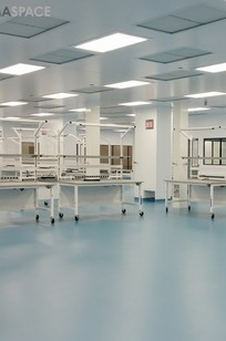 Abiomed Builds New Clean Room with Formaspace on Designer Page
