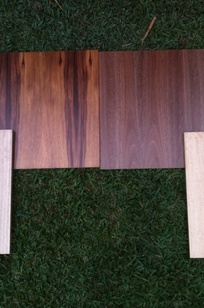 Hawaiian Hardwoods on Designer Page