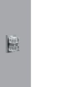 Glim Cube Wall Up/Downlight on Designer Page