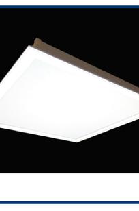 1601 Series / Direct Lit LED 2? x 2? Panel on Designer Page