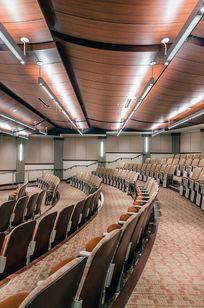 Concerto Auditorium Seating on Designer Page