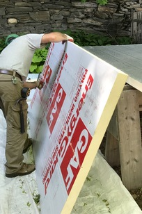 EnergyGuard NH Polyiso Insulation Board on Designer Page