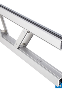 PT 11.100/1 ANODISED, POWERTRACK EXTENSION, CONDUCTORS BELOW (1.0M) - L618688 on Designer Page