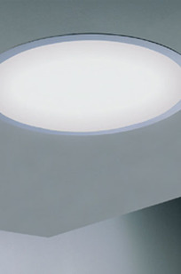 Recessed Ceiling Fixture - 22.2in x 4.9in. - B84.611.15 on Designer Page
