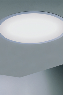 Recessed Ceiling LED Fixture - 14.4in x 4.9in. - B84.720.15 on Designer Page