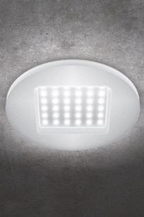 SRRE 206.40.01, SCREEN PURE RECESSED LUMINAIRE, LED-MODULE 4000K / CONV. INCL. - L611508 on Designer Page