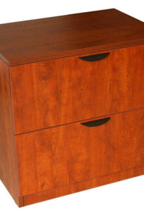 Boss 2-Drawer Lateral File, Cherry - N112-C on Designer Page