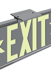 Series 2002 Exit Sign on Designer Page