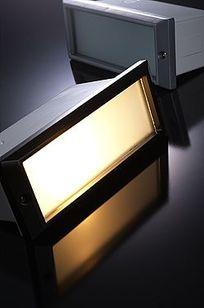 Brick Light on Designer Page