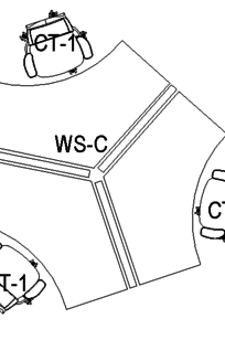 120 Workstation - Pinwheel on Designer Page