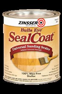 ZINSSER® SealCoat™ Universal Sanding Sealer on Designer Page