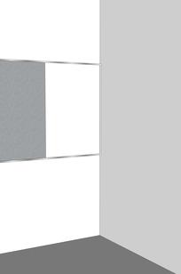 combination markerboard/tackboard on Designer Page