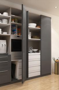 Concepta 50, Set for One Door 24734 on Designer Page