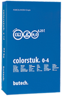 COLORSTUK UNSANDED 0-4 on Designer Page