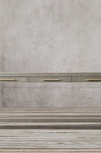Graydon Console Table on Designer Page