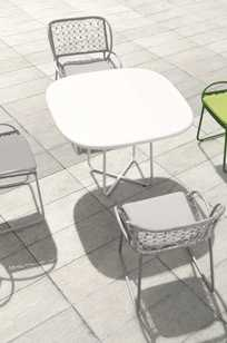 Adesso Outdoor Dining Chair on Designer Page
